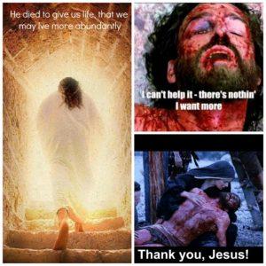 Jesus Christ Bones could not be broken